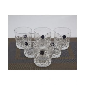 Luminarc Tumbler Gs Quadrille Of 30 6 Pcs Set- P4788