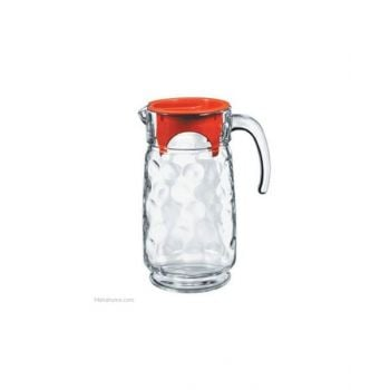 Pasabahce Jug Red Cover Space 1650Cc 564199 - 43674