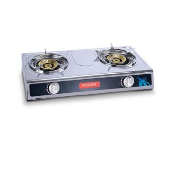 Power Gas Stove 2 Burners PGS2053C
