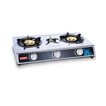 Power Gas Stove 3 Burner PGS3075