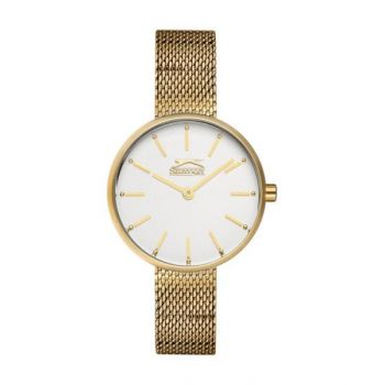 Slazenger Gold Stainless Steelâ Watch - Sl096168301