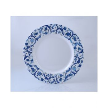 """Royal Blue Berry Hor'O Deuvre Plate 13"""" Tcblb413"""