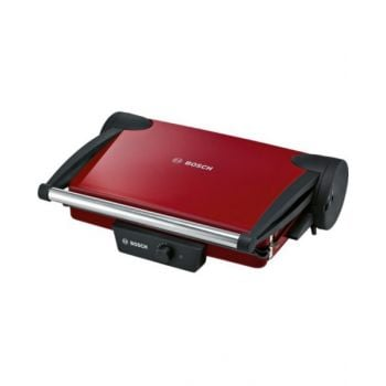 Bosch Contact grill 1800W Red - TFB4402GB