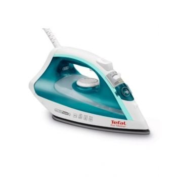 Tefal Eco Master Steam Iron, Green - Tffv1721M0