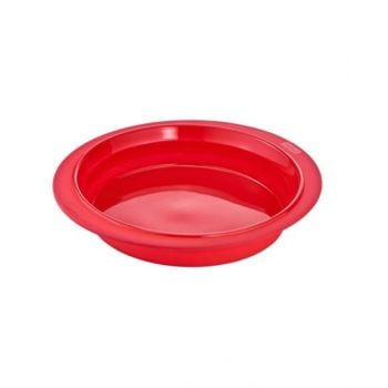Tefal Round Cake Bakeware Red - J4090154