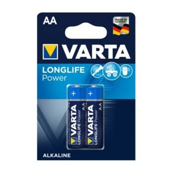Vartalonglife Power Aa Battery - Pack Of 2, Va559398
