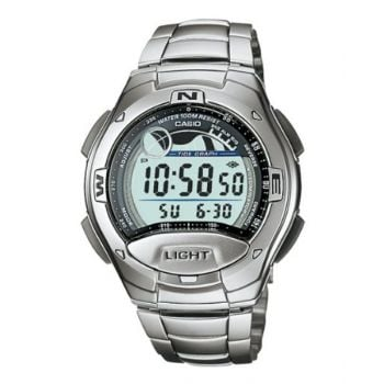 Casio Youth Analog Multi-Color Dial Unisex Watch - W-753D-1AVDF (I067)