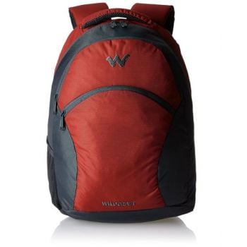 Wildcraft Laptop Backpacks Red 18 Inch WC14320183