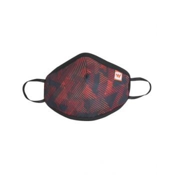 Wildcraft Face Mask Sublipnt Red WC14380024
