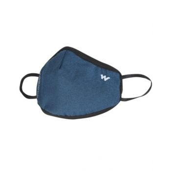 Wildcraft Face Mask Grindle Blue WC14380042