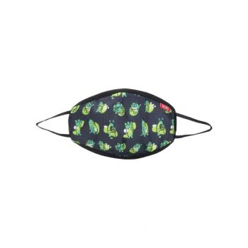 Wildcraft Face Mask Monster Black Small WC14380308