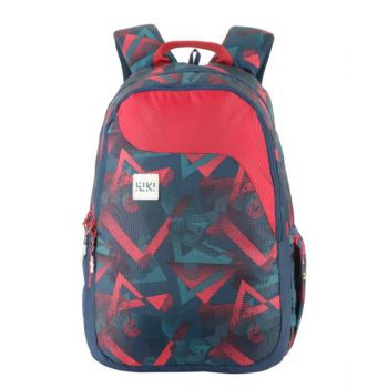Wildcraft School Bag Future Navy Blue 18.5 Inch for Boys WCBP185FNVY